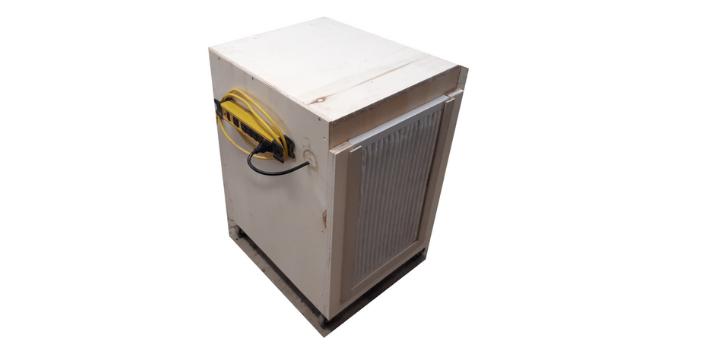 DIY Shop Air Filtration System