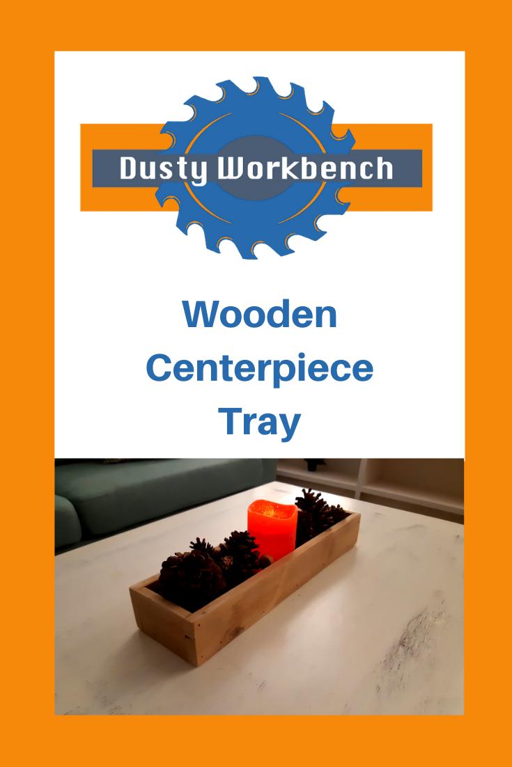 Wooden Centerpiece Box Pinterest