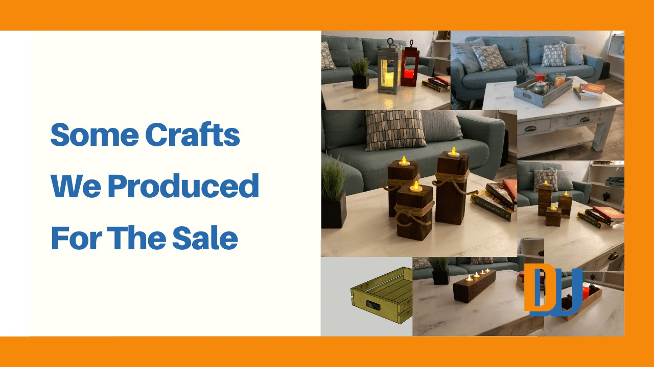 Handmade craft sale ideas