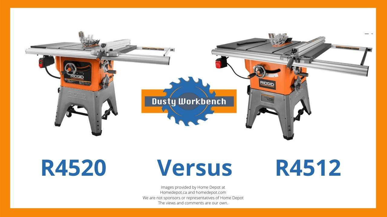 R4520 vs R4512